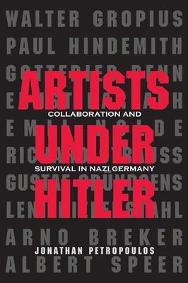 Cover for Artists Under Hitler