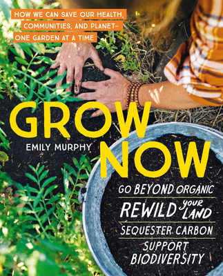 Cover for Grow Now