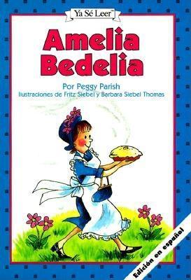 Amelia Bedelia (Spanish edition): Amelia Bedelia (Spanish edition) Cover Image