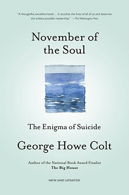 November of the Soul: The Enigma of Suicide Cover Image