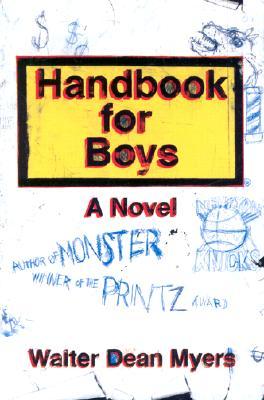 Handbook for Boys: A Novel Cover Image