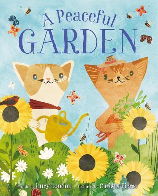 A Peaceful Garden Cover Image