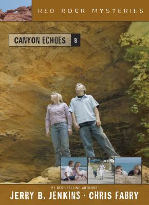 Canyon Echoes (Red Rock Mysteries #8) Cover Image