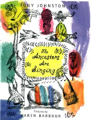 The Ancestors Are Singing Cover
