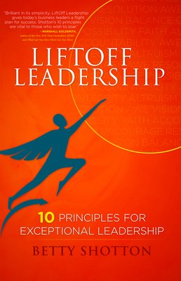 Liftoff Leadership Cover