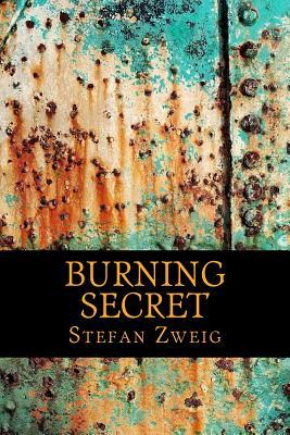 Burning Secret Cover Image