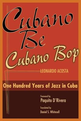 Cover for Cubano Be, Cubano Bop