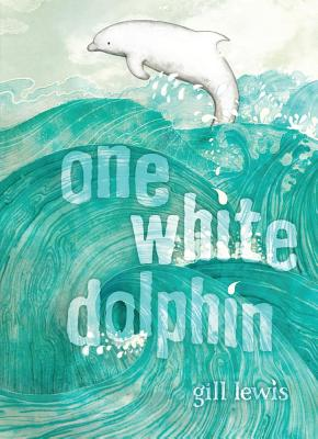 One White Dolphin Cover