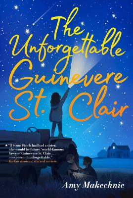 The Unforgettable Guinevere St. Clair Cover Image
