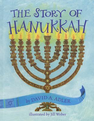 The Story of Hanukkah Cover Image