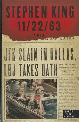 Cover for 11/22/63