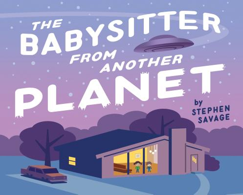 Cover for The Babysitter from Another Planet