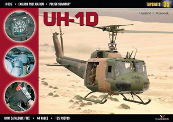 Uh-1d (Topshots #35) Cover Image