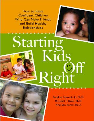 Cover for Starting Kids Off Right
