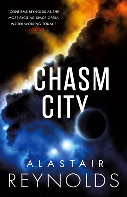 Chasm City Cover Image