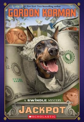 Jackpot (Swindle #6): A Swindle Mystery Cover Image