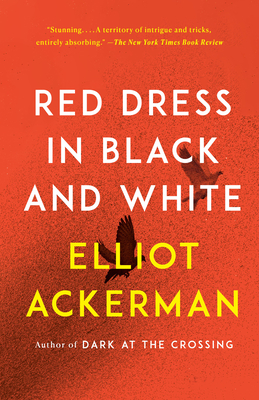 Red Dress in Black and White: A novel Cover Image