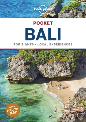 Lonely Planet Pocket Bali 6 (Travel Guide) Cover Image