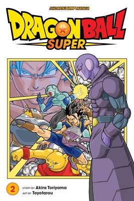 Dragon Ball Super, Vol. 2 cover image