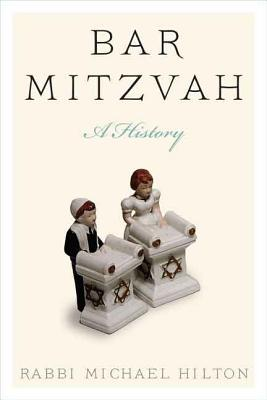 Cover for Bar Mitzvah, a History