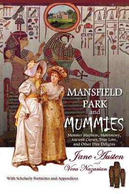 Mansfield Park and Mummies Cover