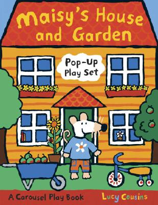 Maisy's House and Garden Pop-Up Play Set Cover