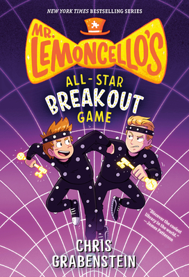 Mr. Lemoncello's All-Star Breakout Game (Mr. Lemoncello's Library #4) Cover Image