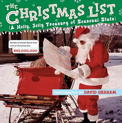 The Christmas List Cover