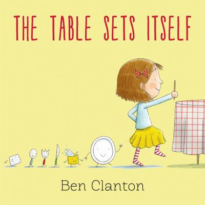 The Table Sets Itself Cover