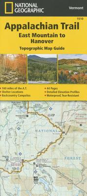 Appalachian Trail, East Mountain to Hanover [Vermont] Cover Image
