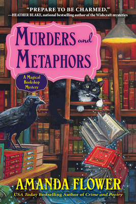 Murders and Metaphors: A Magical Bookshop Mystery Cover Image