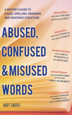 Cover for Abused, Confused, and Misused Words