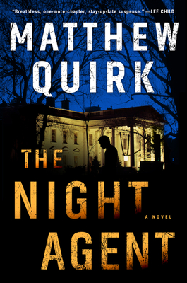 The Night Agent: A Novel Cover Image