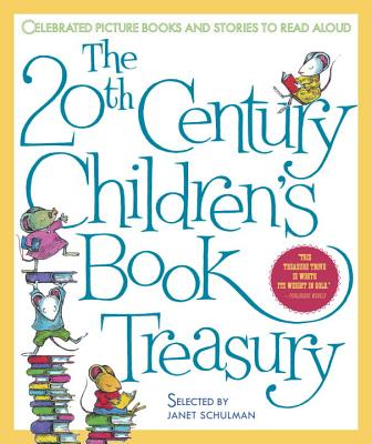 The 20th Century Children's Book Treasury Cover
