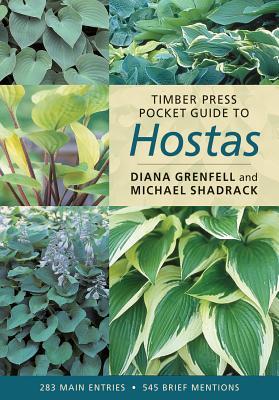 Timber Press Pocket Guide to Hostas Cover Image