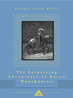 The Surprising Adventures of Baron Munchausen Cover Image