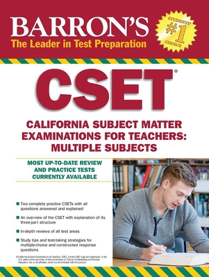 Cover for CSET
