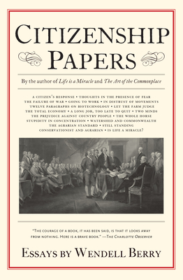 Cover for Citizenship Papers