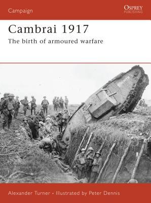 Cambrai 1917 Cover