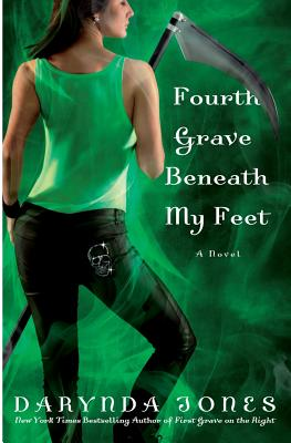 Cover for Fourth Grave Beneath My Feet