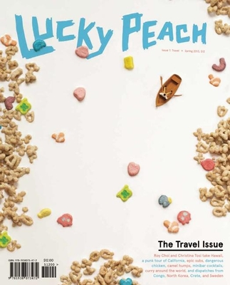 Lucky Peach, Issue 7: Travel Cover Image