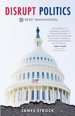 Disrupt Politics Cover