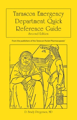 Tarascon Emergency Department Quick Reference Guide Cover Image