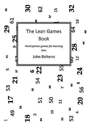 The Lean Games Book Cover Image