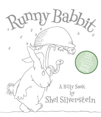 Runny Babbit Book and Abridged CD Cover Image