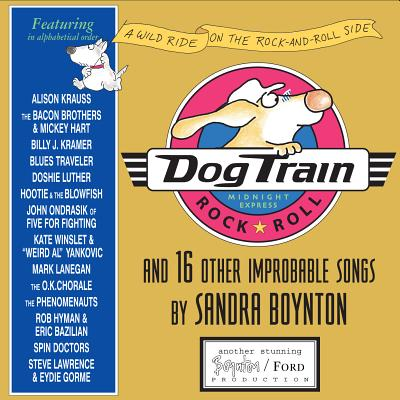 Dog Train CD: And 16 Other Improbable Songs Cover Image