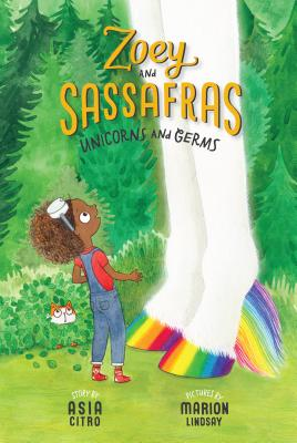 Unicorns and Germs (Zoey and Sassafras #6) Cover Image