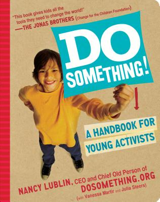 Do Something!: A Handbook for Young Activists Cover Image