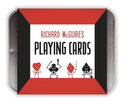 Richard McGuire's Playing Cards Cover Image