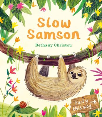 Slow Samson Cover Image